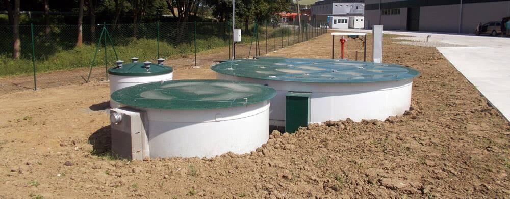 Plantas circulares de tratamiento de aguas residuales - VFL®