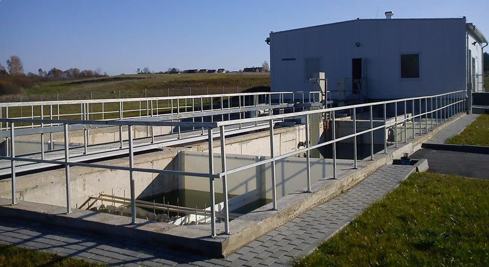 CENTRALIZED SOLUTIONS - VFL WASTEWATER TREATMENT PLANTS