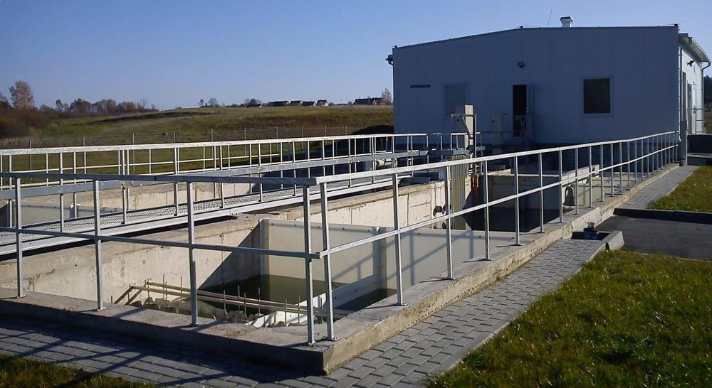 Soluciones centralizadas / plantas de tratamiento de aguas residuales