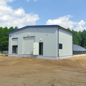 VFL Wastewater Treatment Plant